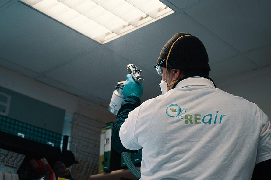 AGS Ambiente - Sanificazione Macri Chemicals Sede di